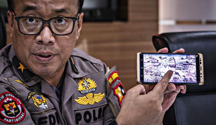 Terduga Teroris di Bekasi Mantan Atlet Nasional - Warta Ekonomi