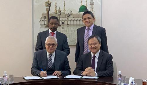 Foto Kerja Sama dengan ICIEC, PT PII Jajaki Sharia Guarantee
