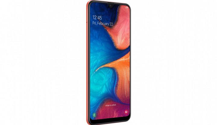 Siap-Siap... Samsung Galaxy A10 dan A20 Dijual 4 April Mendatang - Warta Ekonomi