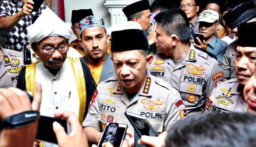 Foto Ada Elite Polri yang Mau Tito Karnavian Lengser