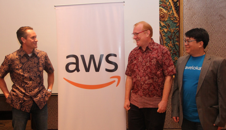 Amazon Web Services Segera Buka Region di Indonesia - Warta Ekonomi