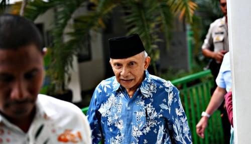 Amien Rais Kritik Pemerintahan Jokowi, Reaksi PKB Tak Terduga