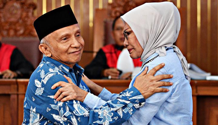 Prabowo-Sandi Tak Akan Ikut Hasutan People Power Amien Rais - Warta Ekonomi