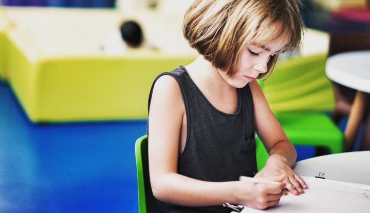 Empat Tips Agar Anak Suka Matematika - Warta Ekonomi
