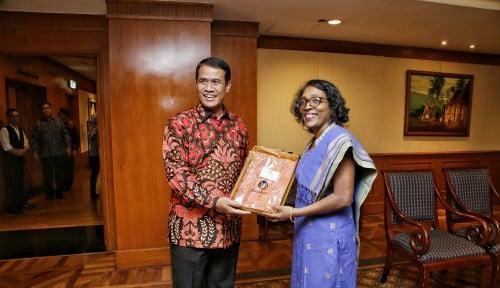 Pemerintah RI Dukung Penuh FAO Wujudkan Ketahanan Pangan Asia Tenggara