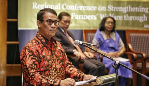 Foto Indonesia Masih Hadapi Banyak Tantangan di Sektor Pertanian