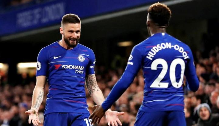 Chelsea Menang Besar 3-0 atas Brighton - Warta Ekonomi