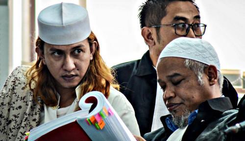 Foto Sidang Tuntutkan Habib Bahar Dibacakan Usai Lebaran