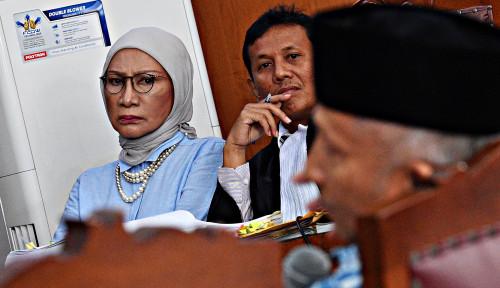 Foto Ratna Sebut Pemilu 2019 Berantakan, Tapi Ditanya Quick Count Bilang Nggak Tau