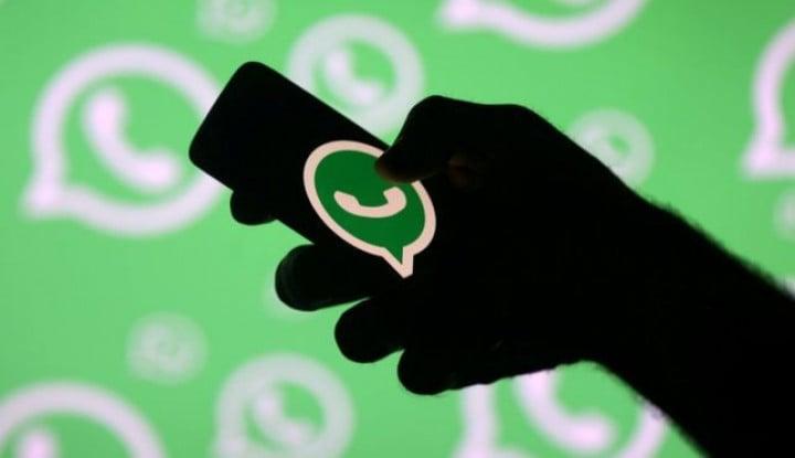 whatsapp dibobol, aktivis minta kejelasan hubungan pemerintah dengan nso