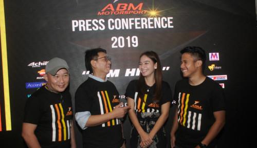 Foto ABM Motorsport Garap Pembalap Generasi Milenial