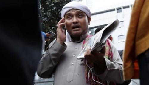 Bantah Pentolan FPI Rizieq Shihab Positif Covid-19, PA 212: Hoaks!