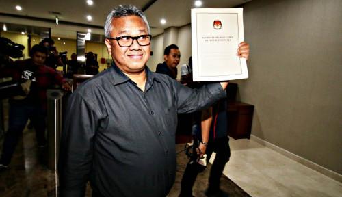 Tok! Arief Budiman Dipecat Sebagai Ketua KPU RI