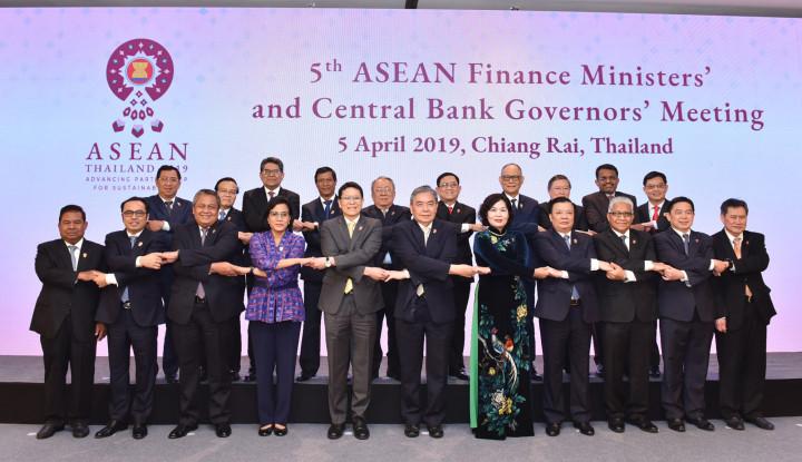 Bank Sentral dan Menteri Keuangan ASEAN Komitmen Dukung Integrasi Keuangan ASEAN - Warta Ekonomi