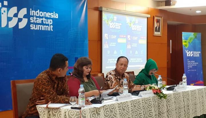 5 Hari Lagi, Kemenristekdikti Akan Helat Indonesia Startup Summit - Warta Ekonomi
