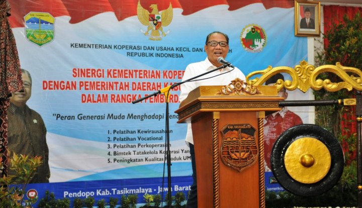 Kemenkop dan UKM Gelar Program Strategis di Tasikmalaya - Warta Ekonomi