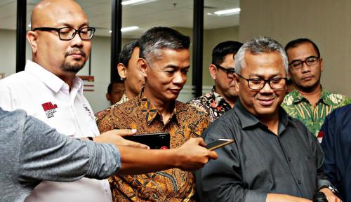 Foto KPU Baru Evaluasi Pemilu pada Juli