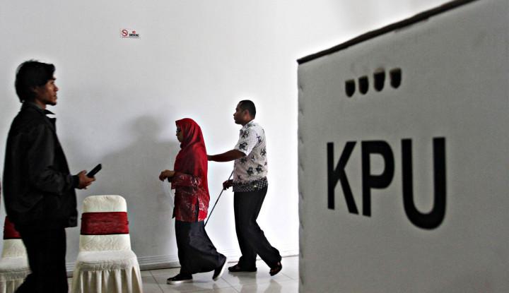 Situng KPU Sudah 58,40 Persen, Tapi Suara Prabowo Tak Move On