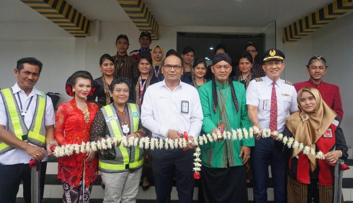 Lion Air Resmikan Rute Penerbangan Samarinda-Yogyakarta - Warta Ekonomi