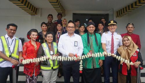 Foto Lion Air Resmikan Rute Penerbangan Samarinda-Yogyakarta