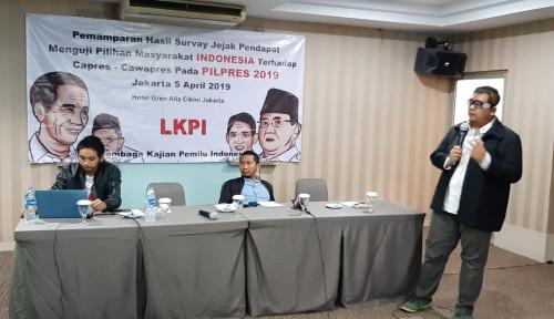 Hasil Survei LKPI: Jokowi Kalah oleh Prabowo karena Faktor ini...