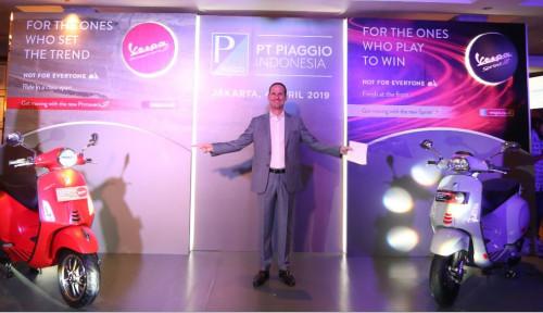 Foto Perkuat Vespa Primavera, Piaggio Indonesia Hadirkan Generasi S Terbaru. Berapa Harganya?