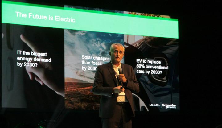 Schneider Electric Ikut Ramaikan Pasar Cloud di Indonesia - Warta Ekonomi
