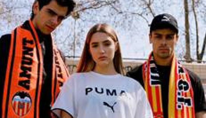 Puma Resmi Jadi Sponsor Klub Sepak Bola Spanyol - Warta Ekonomi