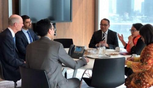 Foto Menlu RI Bahas Kelapa Sawit dalam Pertemuan Bilateral dengan Kemenlu Belanda