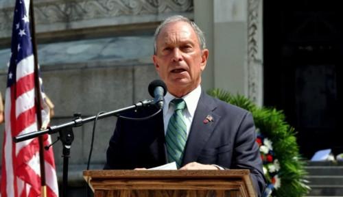 Foto Lebih Tajir dari Donald Trump, Ini Sepak Terjang Bisnis Pesaing Terberatnya Michael Bloomberg
