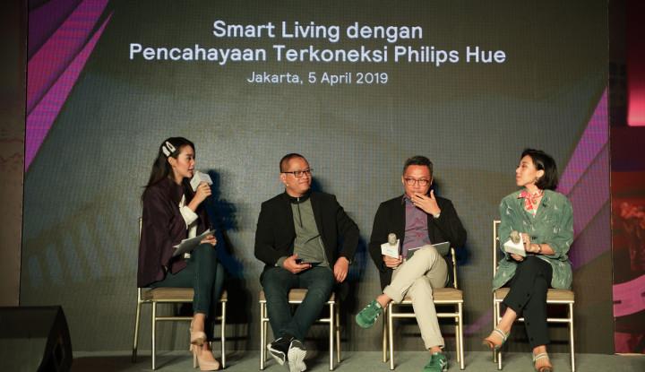 Gandeng Erajaya, Signify Hadirkan Perangkat Pencahayaan Berbasis IoT - Warta Ekonomi