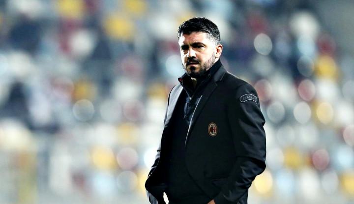 AC Milan Masih Beri Kepercayaan ke Gattuso - Warta Ekonomi