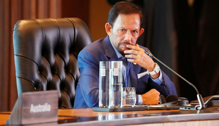 Foto Berita The Real Sultan, Harta Kekayaan Sultan Brunei Darussalam Ditaksir Capai Rp411 T!