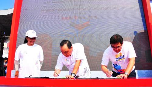 Foto BTN Gandeng Telkom Genjot Peningkatan Fee Based Income
