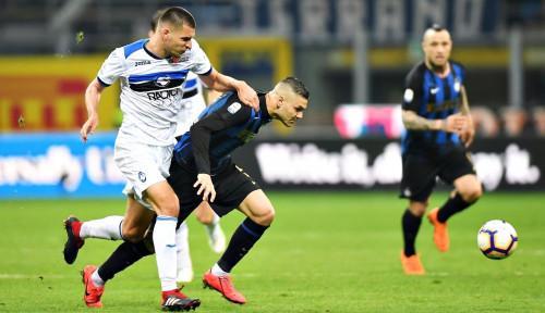 Foto Wah, Inter Milan Usir Icardi dan Naninggolan