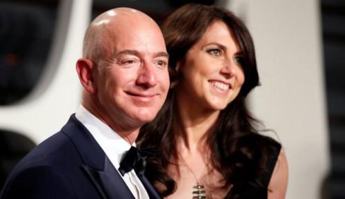 Foto Cerai dengan Orang Terkaya Dunia, Sang Mantan Istri Masuk Daftar Wanita Terkaya Versi Forbes