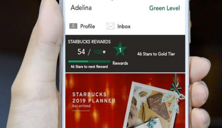 Starbucks Indonesia Manjakan Pelanggan dengan Starbucks Card, Tawarkan Beragam Keuntungan - Warta Ekonomi