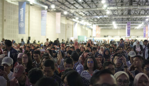 Foto Young on Top National Conference 2019 Sukses #MenyatukanINDONESIA