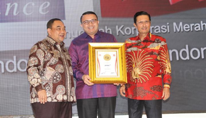 APRIL Group Sabet Penghargaan Ini di Anugerah Indonesia Maju 2019 - Warta Ekonomi