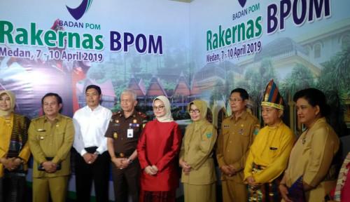 Foto Sepanjang 2018, BPOM Temukan Produk Kosmetik Ilegal Senilai Rp136 M