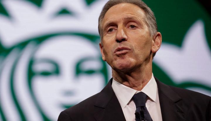 Batal Nyapres, Mantan Bos Starbucks Lebih Memilih. . . - Warta Ekonomi