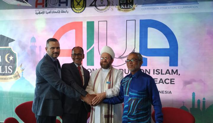 K-Link Indonesia Luncurkan Sekolah Islam Internasional Berbasis Oxford AQA dan Cambridge - Warta Ekonomi