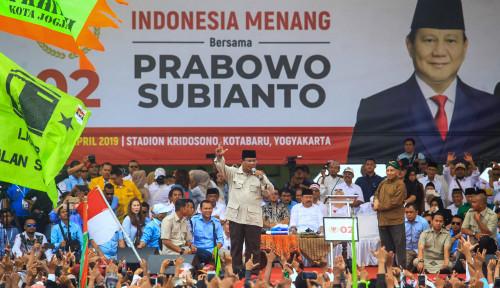 Foto Media Hanya Beritakan Gebrak-Gebrak Podium, Pesan Prabowo Tidak Penting? Tanya HNW