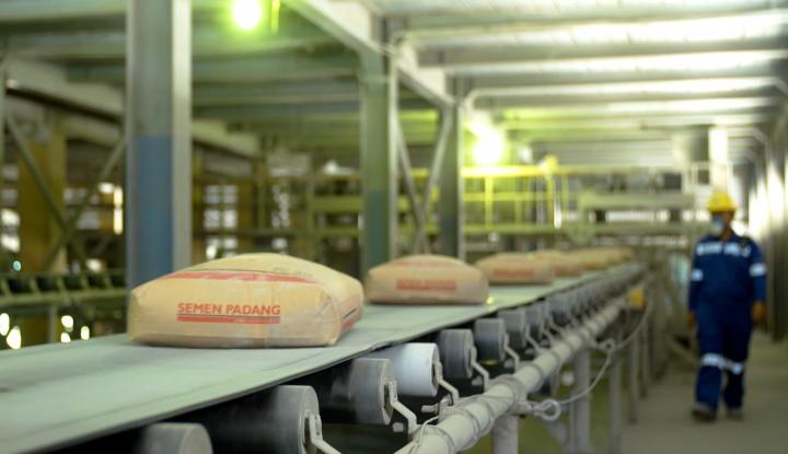 Taklukkan Pasar China, Semen Indonesia Ekspor 3,38 Juta Ton Semen