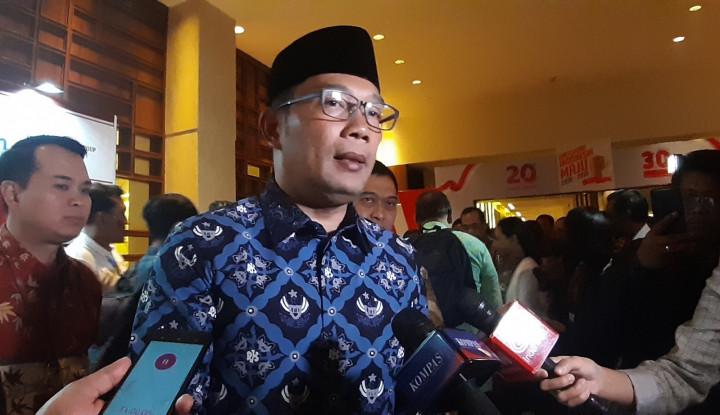 Jelang Hasil Rekapitulasi Pemilu, Ridwan Kamil: Setiap Badan Punya Tugas Masing-Masing - Warta Ekonomi
