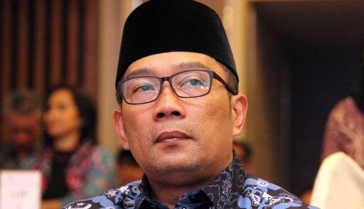 Ridwan Kamil ke Istana Temui Jokowi Bahas Pemindahan Ibu Kota, Sebagai Apa? - Warta Ekonomi