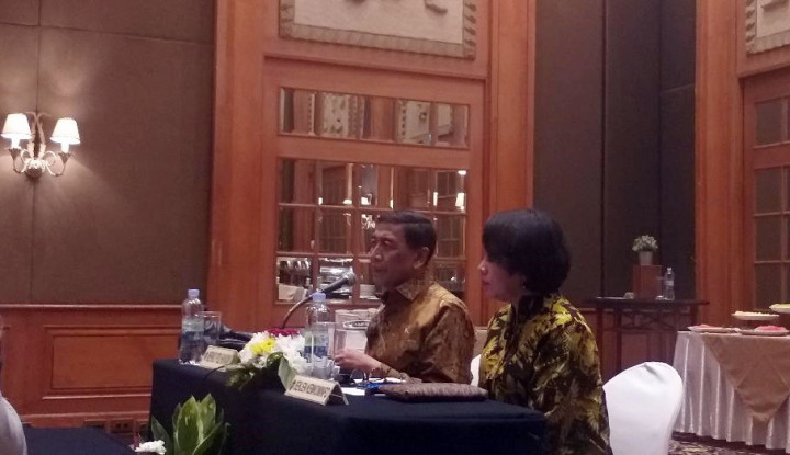 Wiranto Kumpulkan Pimpinan Redaksi Media Massa untuk Ini . . . - Warta Ekonomi