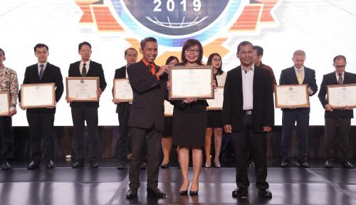 Foto Bhinneka Life Raih Dua Penghargaan di CCSEA 2019