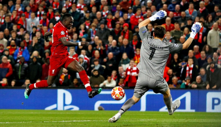 Berkat Firmino, Liverpool Gondol Kemenangan di Liga Champions - Warta Ekonomi