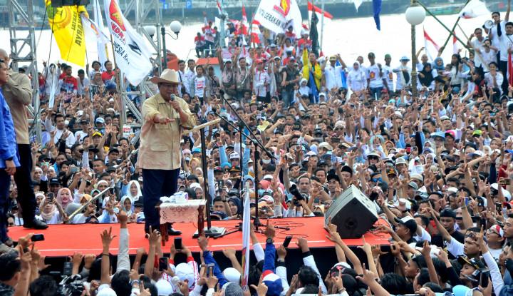 Sekarang Prabowo Puji China, Demokrat: Jadi Ingat Saat Gebrak-Gebrak Podium!! - Warta Ekonomi